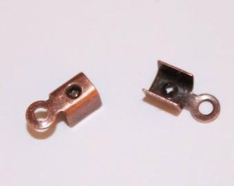 Copper nozzle cordon10 * 4 mm, set of 2