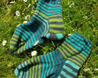 Knit socks size 37/38