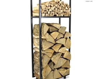 The Lincolnshire Log Holder Firewood Rack Log Basket Firewood Holder Firewood Storage