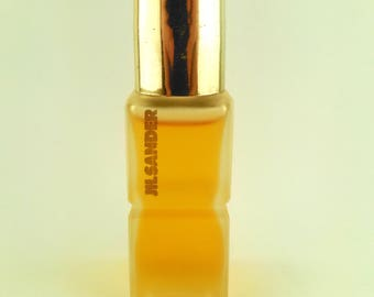 Vintage Mini Perfume Jil Sander Woman I (PURE) 7 ml 0.24 oz Eau de Toilette