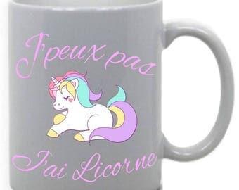 Mug Licorne (LIVRAISON GRATUITE)