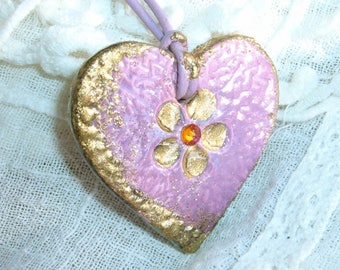 The Power of Love - Designer pendant for happiness