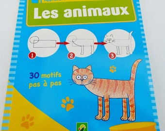 Learn to draw not not pets section 30 step by step patterns