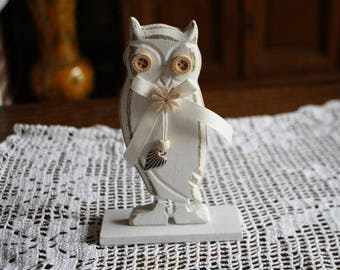 decorative OWL figurine