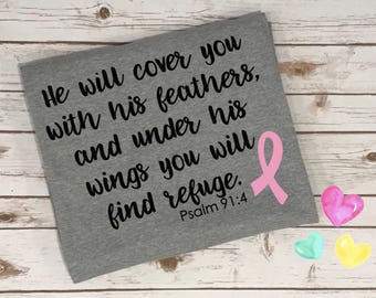 Prayer Blanket - Psalm 94:1 - Cancer Get Well - Religious Gift - Friend - Chemo Gift - Recovery Gift - Christian Gift - Pick Ribbon Color