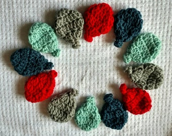 12ct Reusable crochet water balloons