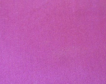 fabric cotton fuchsia color
