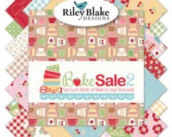 "Bake Sale 2 (Rolie Polies) 2-1/2"" strips"