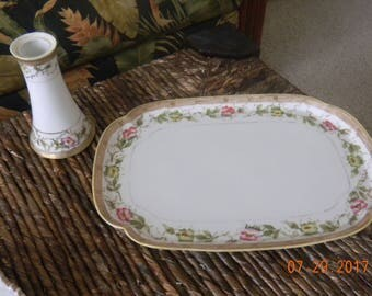 Vintage Vanity Tray