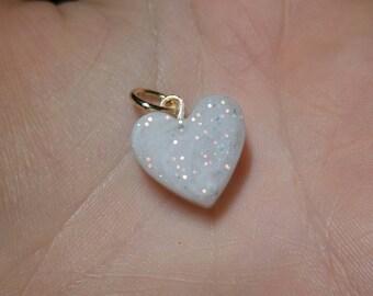 Tiny Heart Charm
