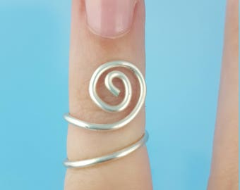 Wabi Sabi Fashion Midi Ring~ originally 10 dollars