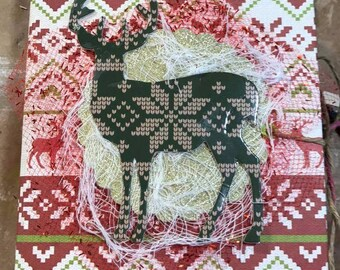 Deer Journal - Great Stocking Stuffer