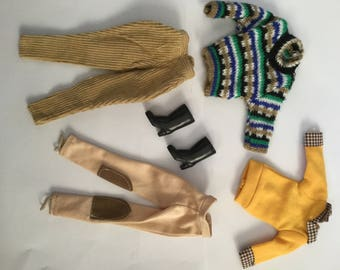 Sindy horse riding outfits
