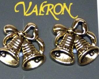 Christmas Bells Novelty Earrings