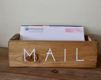 Mail Holder/ Letter Holder/ Envelope Holder/ Mail organizer