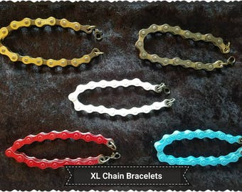 Bike Chain Bracelets, Bicycle Chain Bracelets