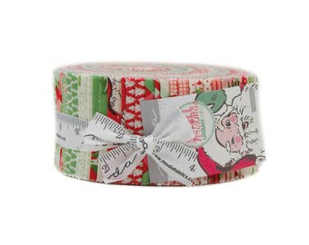 Swell Christmas jelly roll