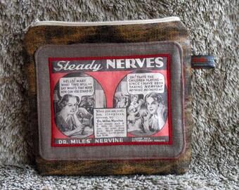 Vintage Dr. Miles Nervine advertising Kit