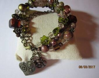 Boho One of a Kind Bracelet