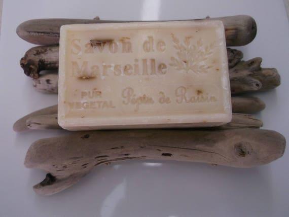 Porte savon en bois flott de bretagne sud for Traitement bois flotte