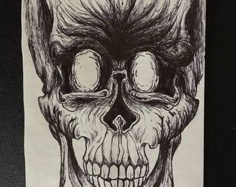 Skull Surreal
