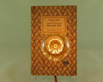 """Book lamp """"Wonnebald Pück"""""""