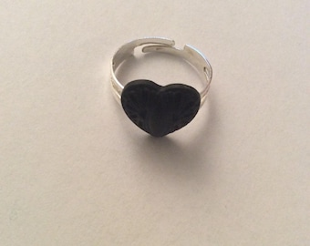 Small ring heart lace for various occasions!