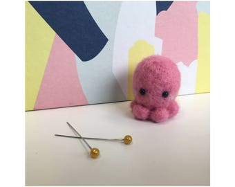 Little plush Octopus - Jumpea