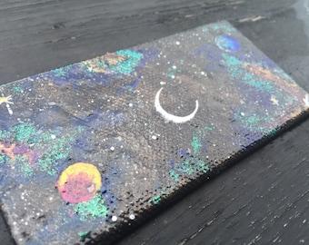 Galaxy Print Magnet