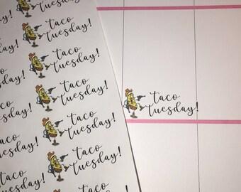 """Taco Tuesday """"Taco Bandito"""""""