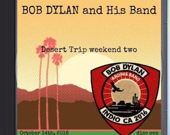 Bob Dylan Desert Trip 2016 weekend two CD