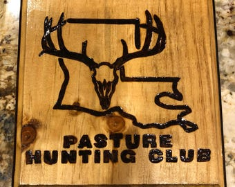 Custom Logo Plaque
