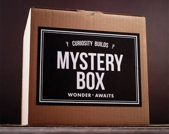 Mystery Surprise Treasure Box #4 - Premium 500 - Calling All YouTubers!!!