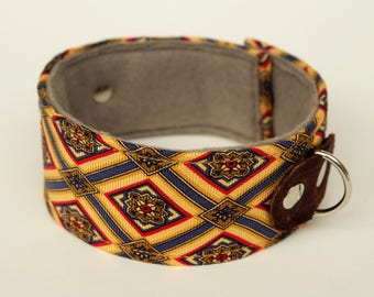 Dog Collar Rhombic