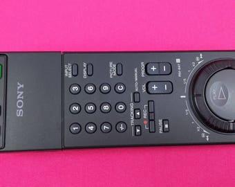 Original Remote Control SONY VTRTV RM-847