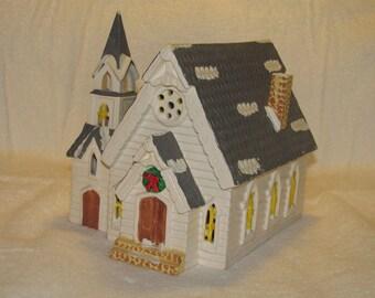 Dept 56 Parish Church 1985