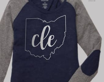 Cleveland CLE Ohio shirt