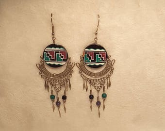 Southwestern Style Earrings