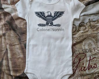 Colonel (military onesie)