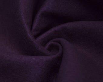 Charlotte PLUM  Acrylic Felt Fabric by the Yard - Style 3003