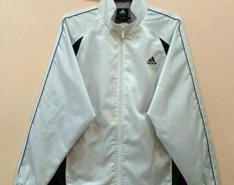 ADIDAS Sweater full zipper large size