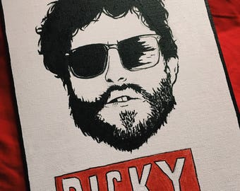 Lil Dicky Canvas Art