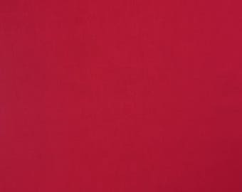 Wine Red, Cotton Solid Fabric, 100% Cotton, Fabric by the Yard, Quilting Fabric, Apparel Fabric, Solid Red, Cotton Fabric, Red Fabric