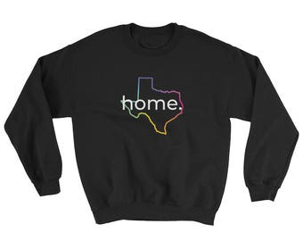 Texas Home Crewneck