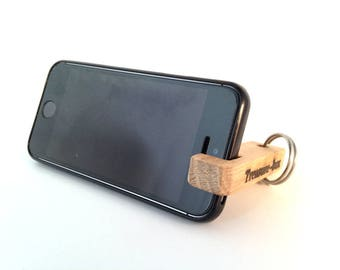 Keychain phone standard