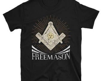 Freemason Past Master Masonic T Shirt Masons Shirt