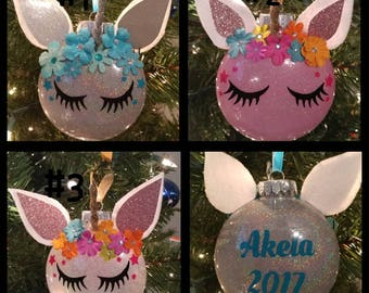 Unicorn ornament **free shipping**
