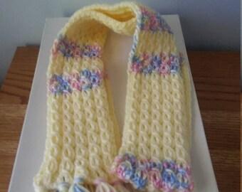 Girls scarf