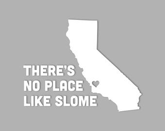 There's No Place Like Slome