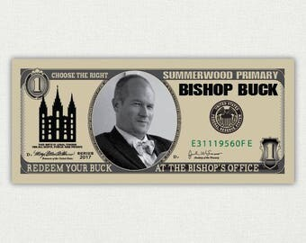 LDS Bishop Buck for Primary Children